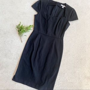 Banana Republic Black Sweetheart Classic Dress